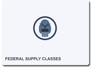 Federal Supply Classes